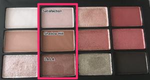 NARS Eyeshadow Holiday Palette