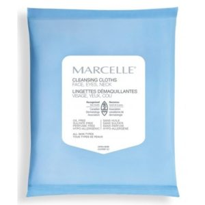 Makeup Remover Wipes Marcelle
