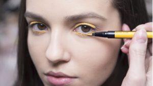 Dior Bright Eyeliner Fall 2018 Makeup
