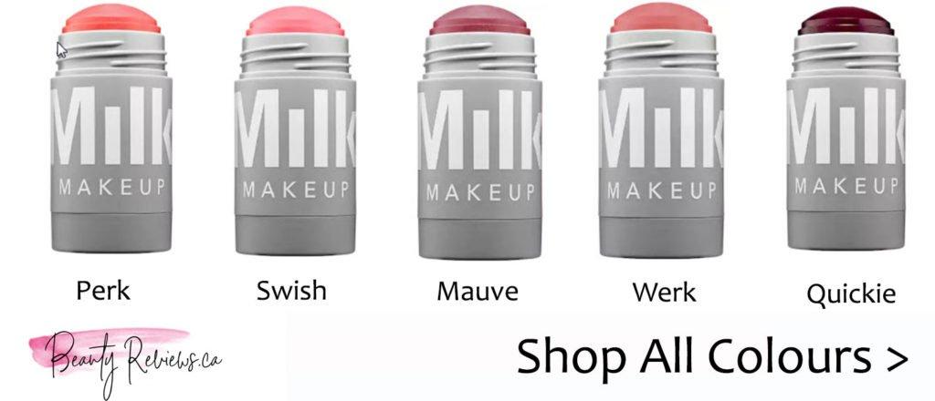 Milk Makeup Lip Cheek Colours