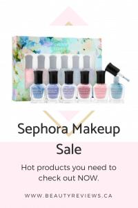 Sephora Sale Deborah Lippmann