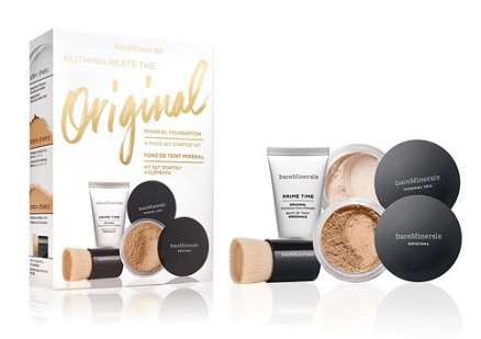 Bare Minerals Foundation Starter kit review