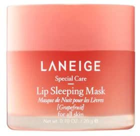 Grapefruit Laneige Lip Sleeping Mask review