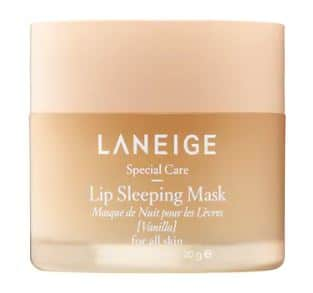Laneige Vanilla Lip Sleeping Mask Review