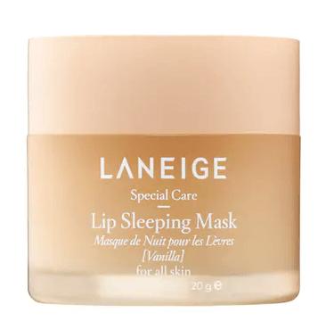 vanilla laneige lip sleeping mask