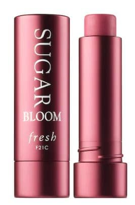 Fresh Sugar Bloom Tinted Lip Balm Dupe of Dolce Vita Afterglow NARS