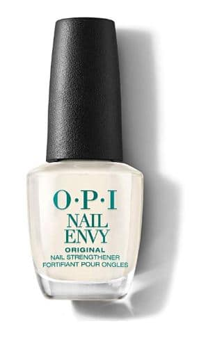 OPI Nail Envy after shellac manicure