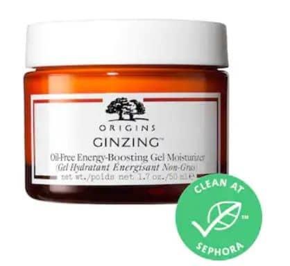 Ginzing Oil Free Gel Moisturizer Review