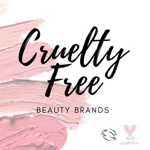 cruelty free beauty brands list