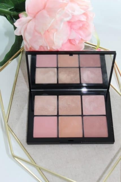 NARS Afterglow Cheek Palette