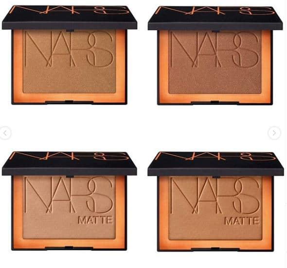 NARS Summer 2020 Paradise Found Bronze Collection