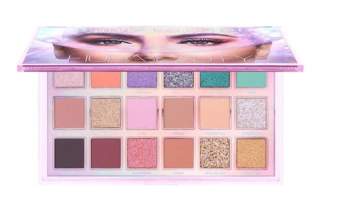 Huda Beauty Mercury Retrograde palette dupe