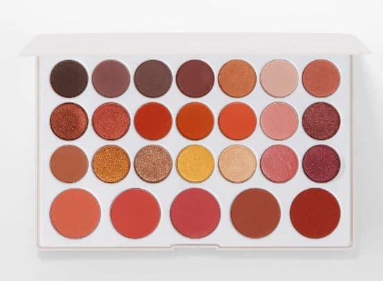 BH Cosmetics Nouveau Neturals Eyeshadow palette review