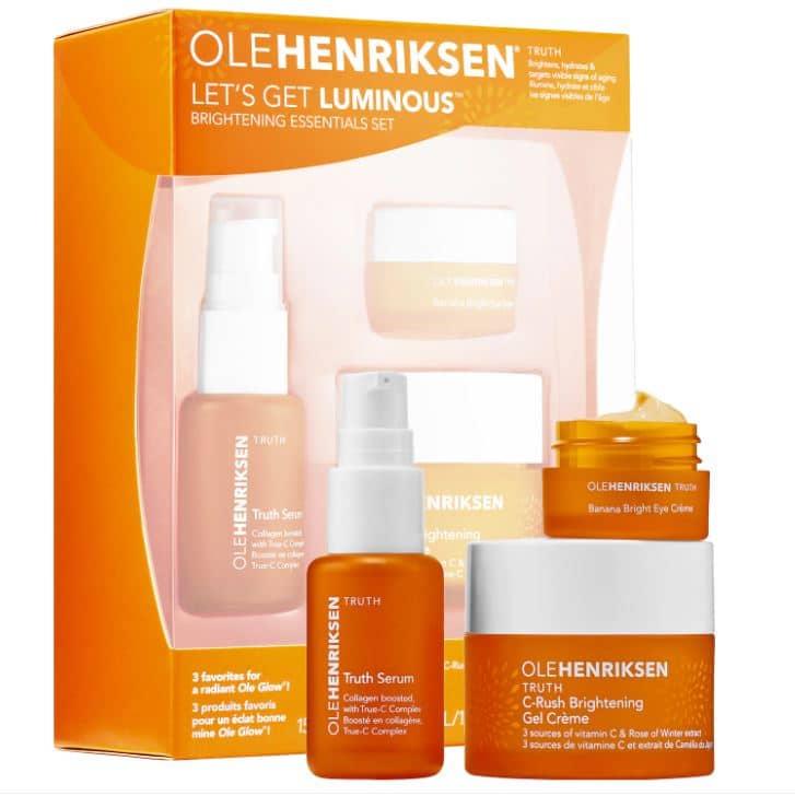 Ole Henriksen Get Luminous Mini set truth serum