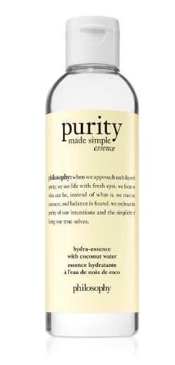Philosophy coconut essence water
