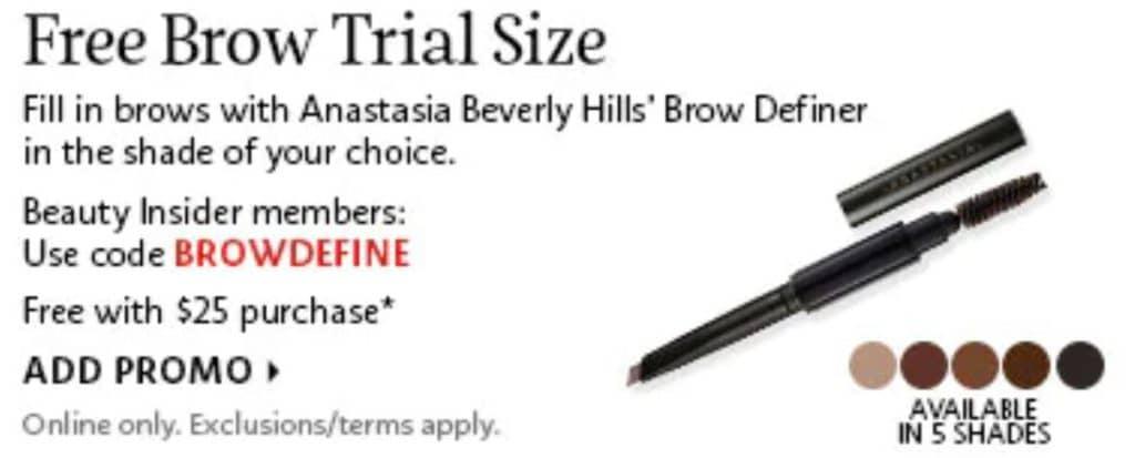 Anastasia Beverly Hills Brow Define