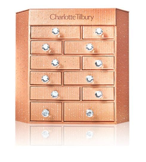 CHARLOTTE'S BEJEWELLED CHEST OF BEAUTY TREASURES BEAUTY ADVENT CALENDAR