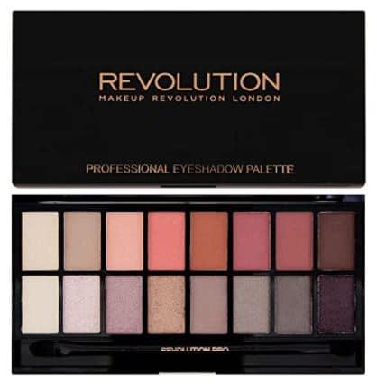 trals palette new neutrals makeup revolution