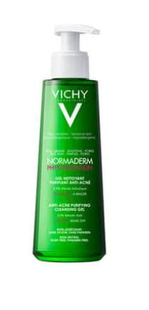 vichy acne prone cleanser best