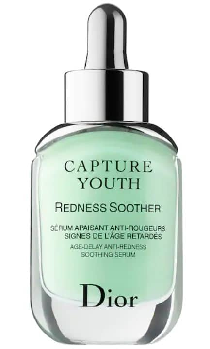 Capture Youth Redness Soother Age-Delay Anti-Redness Soothing Serum review dior skincare review