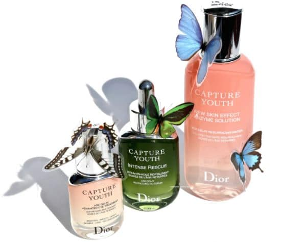 dior capture youth collection review