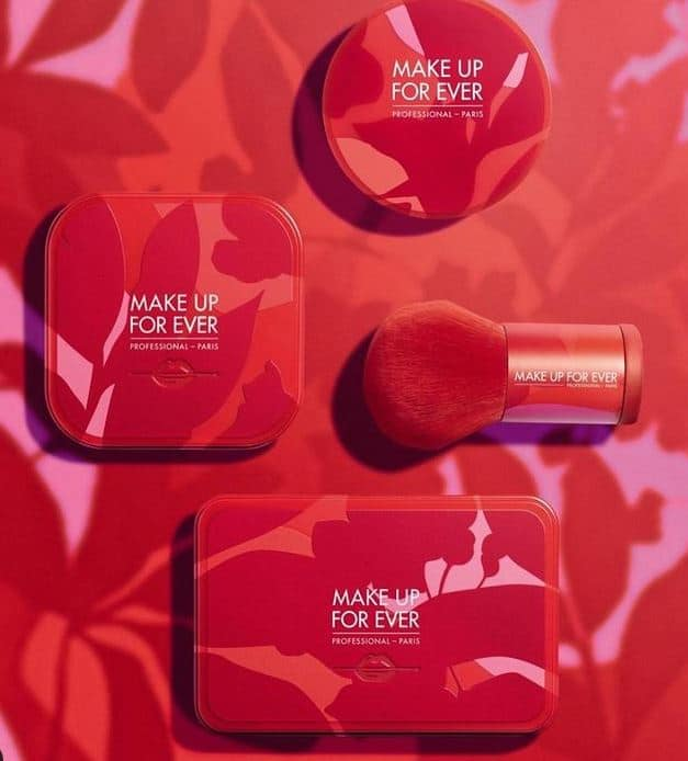 Make Up For Ever Lunar New Year 2021 limited edition