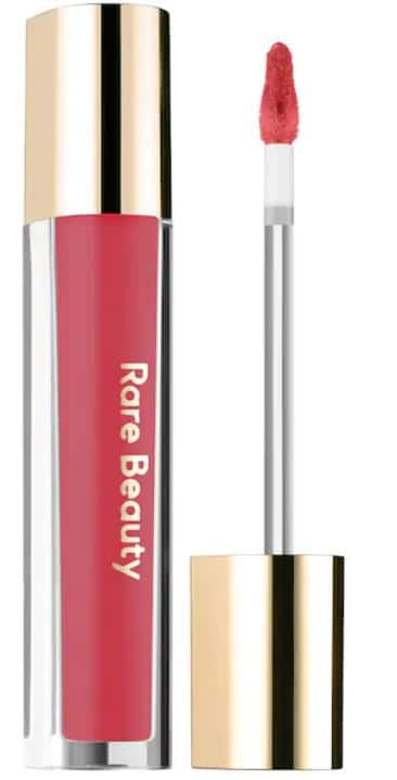 Rare Beauty Stay Vulnerable Collection Glossy Lip Balm - Nearly Apricot
