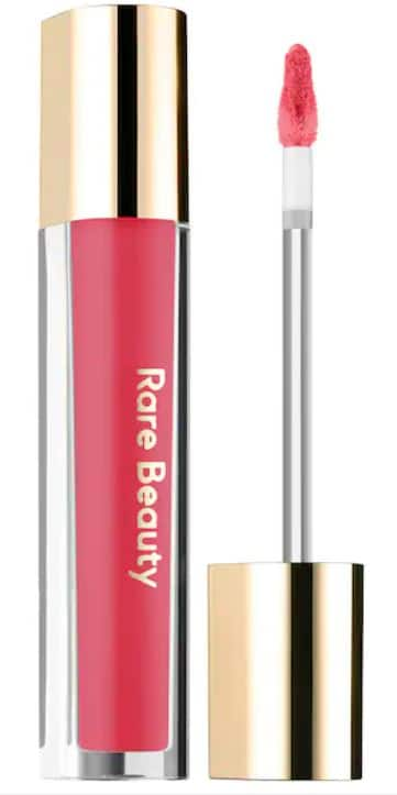 Rare Beauty Stay Vulnerable Collection Glossy Lip Balm - Nearly Rose