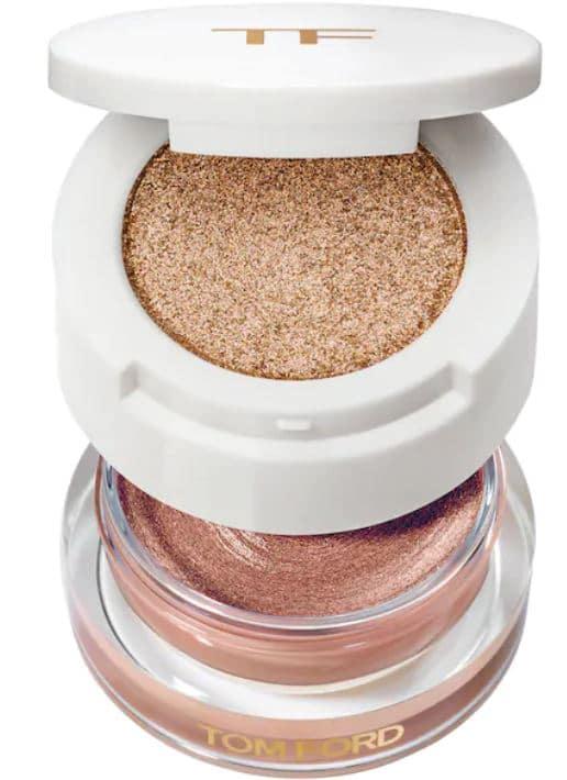Tom Ford Cream and Powder Eye Colour in Golden Peach