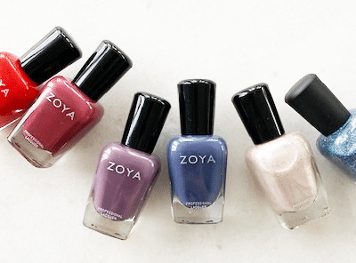 Zoya Nail Polish Review