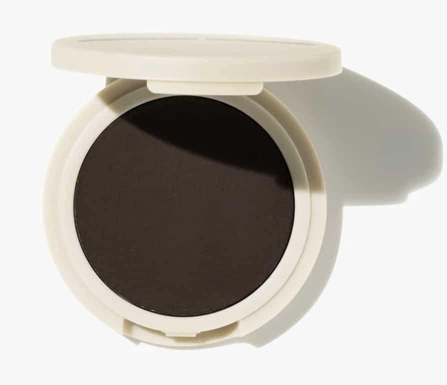 """Jones Road The Best Eyeshadow Swatch - """"Dark Brown"""""""