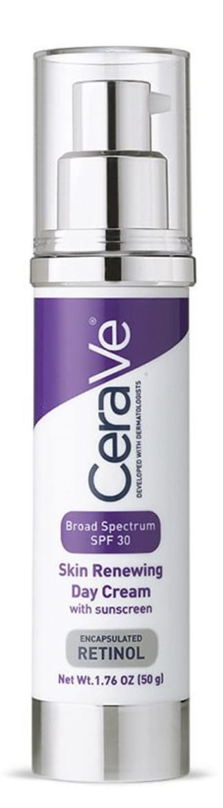 Cerave skin renewing day cream review