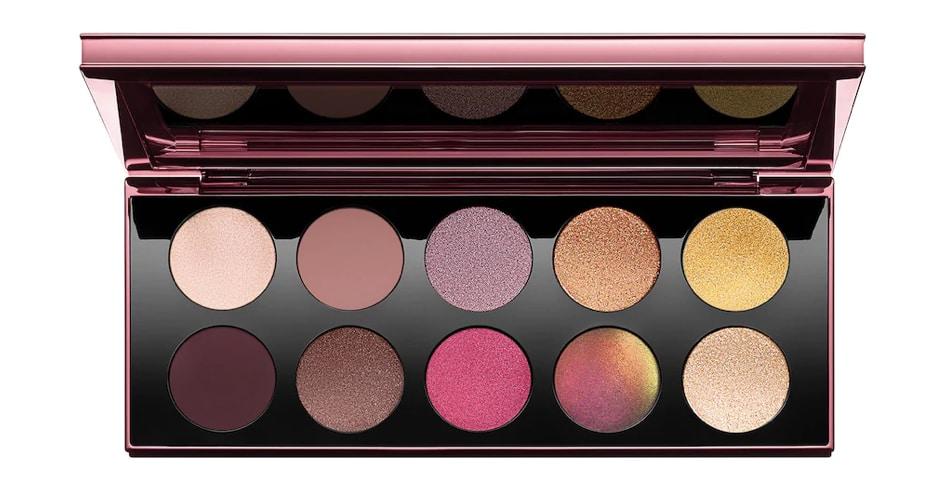 Pat mcgrath mothership VIII eyeshadow palette review